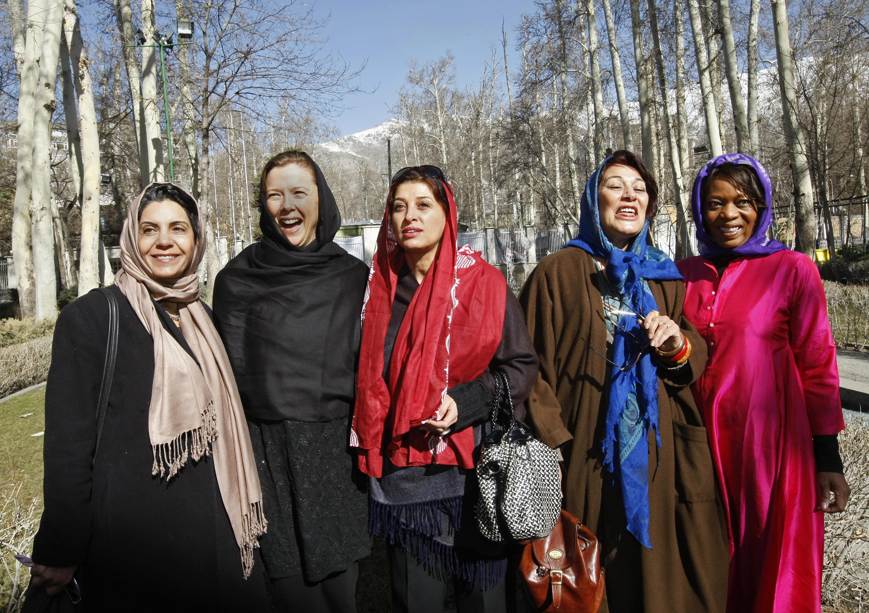 Iranian Cinema Channel Hollywood Actresses In Iran
