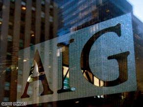 AIG managed the biggest quarterly loss in corporate history.
