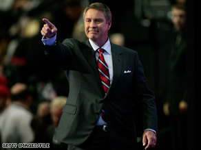 Bill Frist is the former Senate Majority Leader.