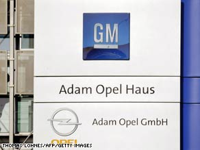Should Europe help General Motors?