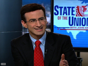 Orszag defended the administration on earmarks.