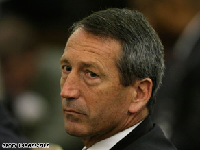 South Carolina Gov. Mark Sanford plans to ask President Obama for permission to use some of his state's stimulus money in order to pay down debt.