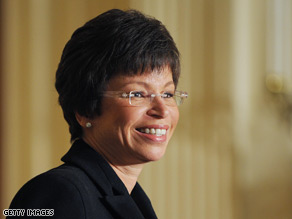 Valerie Jarrett, a senior advisor to the president, will head the committee by serving as council chairwoman.