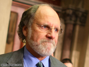 A new poll shows Jon Corzine trailing Republican Chris Christie.