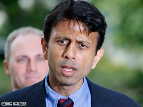 Jindal is rejecting $98 million in stimulus money.