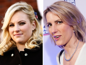 Meghan McCain and Laura Ingraham are in a war of words.
