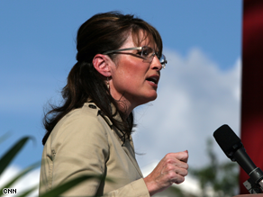 Palin has requested stimulus funds for an Alaskan launch facility.