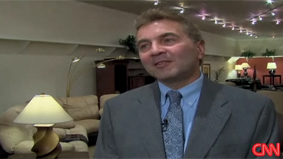 From defense attorney to sofa salesman. CNN's Jason Carroll reports on how one white collar worker is making ends meet.