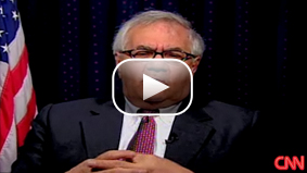 Rep. Barney Frank says he does not think AIG executives deserved their bonuses.