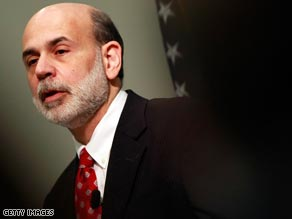 Bernanke has been picking up new nicknames as he battles the financial crisis.