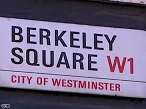 Berkeley Square, one of London's most exclusive addresses, has lost some of its luster.