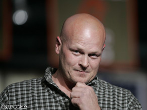 Joe the Plumber, aka Samuel Wurzelbacher, recently spoke out against gay marriage.