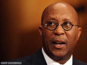   Former Dallas Mayor Ron Kirk was sworn in as new U.S. trade representative Friday.