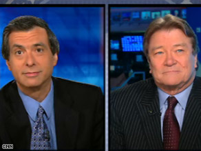 Journalist Steve Kroft spoke with CNN's Howard Kurtz about interviewing the president.