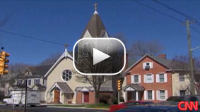 Churches across the country are struggling with the recession. CNN's Jim Acosta reports.