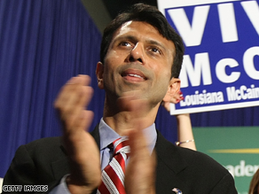  Bobby Jindal told Republicans Tuesday night to not look back.