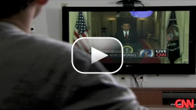 CNN's Jason Carroll gets reaction to President Obama's news conference from the unemployed.
