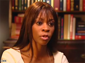 Dambisa Moyo, a Harvard/Oxford-educated economist, says aid to Africa is not a solution.