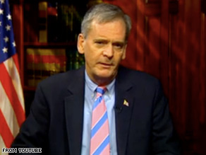 Sen. Judd Gregg says Obama&#039;s budget is excessive.