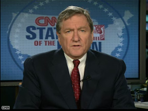 Richard Holbrooke, the Obama administration's special envoy to Afghanistan and Pakistan, appeared on State of the Union Sunday.