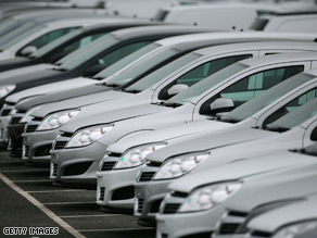Do Americans support more taxpayer money for the ailing U.S auto makers?