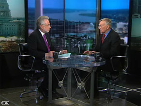 Journalist Seymour Hersh sat down with CNN's Wolf Blitzer in The Situation Room Monday.