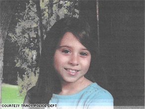 Sandra Cantu was last seen on Friday, March 27.