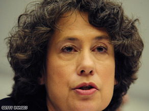 FDIC Chairwoman Sheila Bair has a chilly reaction to European calls for stepped up international regulations of the financial markets.