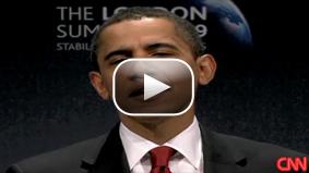 David Frum, former speechwriter for President Bush, critiques President Obama's trip to Europe.