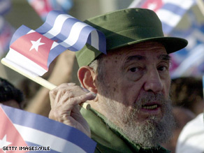 Fidel Castro praised the seven Democratic congressional delegates and alleges that one member said that despite President Obama's electoral victory, 'America continues to be racist.'