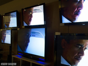 One thing President Obama doesn't watch - 24-hour cable news.
