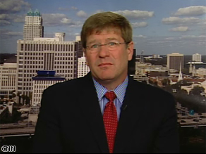 Charles Swift, former Naval Defense Attorney, spoke with T.J. Holmes on CNN's American Morning Thursday.