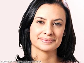 Maria Teresa Petersen is the founding Executive Director of Voto Latino.