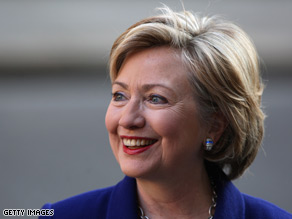 Secretary of State Hillary Clinton this week turns the spotlight on the poorest country in the Americas.