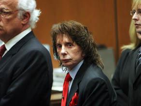 Фил Спектор признан виновным.