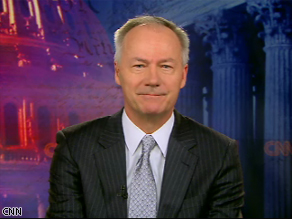Asa Hutchinson on CNN