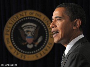 President Obama discussed reforming the federal student loan program at a White House appearance.