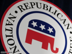 The Republican National Committee distributed new internal talking points on Tuesday.