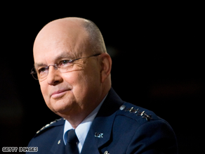 Hayden is the former CIA director.