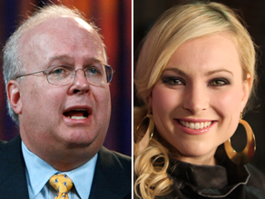 Meghan McCain is no fan of Karl Rove&#039;s tweets.