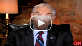 CNN's Kiran Chetry speaks to Rep. Ron Paul about Texas' governor's secession suggestion.