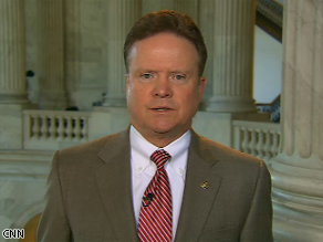 Senator Jim Webb calls our prison system a national disgrace.