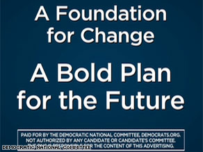 National Democrats are out with a new ad spotlighting some of the president&#039;s accomplishments during the first 100 days of his administration.