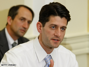 Paul Ryan is among the congressional Republicans criticizing the final details of a proposed budget deal