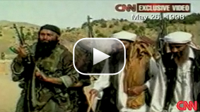 CNN's Nic Robertson reports on Pakistan's president's comment that Osama bin Laden may be dead.