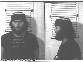A file photo of Edward Warren, who was convicted of murdering two people in 1979.