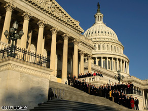 The House of Representatives is expected to vote Wednesday.