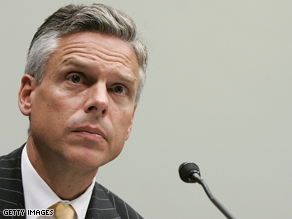 Huntsman remains incredibly popular in his home state of Utah.