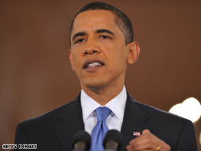 President Obama spoke in a town hall-style meeting today in Albuquerque, New Mexico.