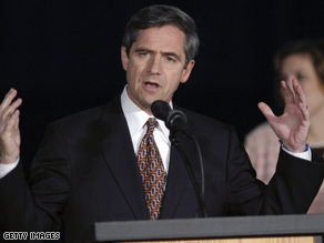 Rep. Joe Sestak is expected to officially declare his candidacy for the Democratic Senate nomination.